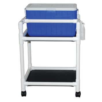MJM International Echo Hydration Cart with Ice Chest