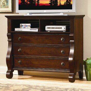 Kathy ireland home by vaughan georgetown 3 drawer chest amp reviews