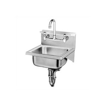 Elkay Wall Mounted Hand Sink with Faucet & Reviews Wayfair
