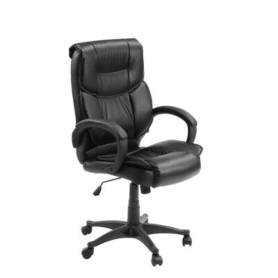 Primus High-Back Leather Executive Office Chair