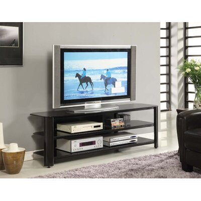 "Innovex 65"" Glass TV Stand"