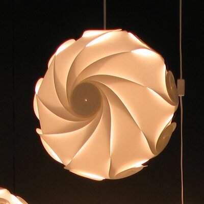 "Electric Firefly Designs 18"" Plastic Lamp Shade"