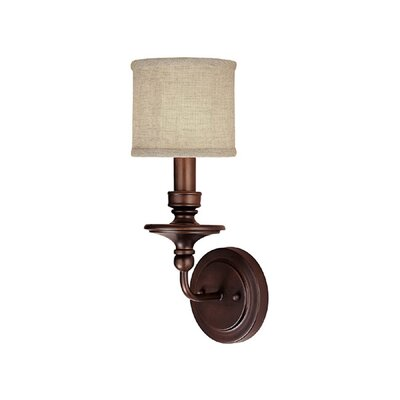 Capital Lighting Midtown 1 Light Wall Sconce