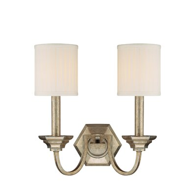 Capital Lighting Fifth Avenue 2 Light Wall Sconce