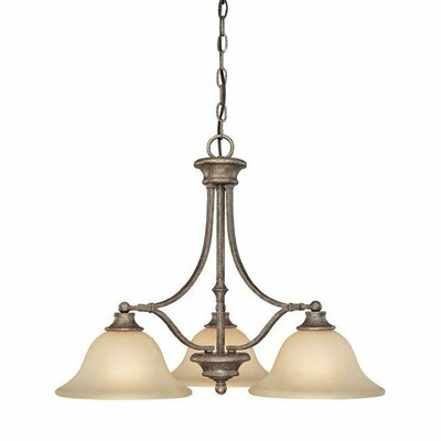 Capital Lighting Belmont 3 Light Chandelier