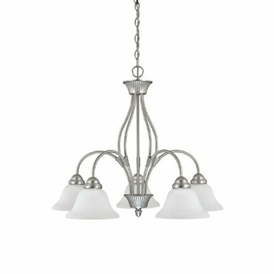 Capital Lighting Hammond 5 Light Chandelier