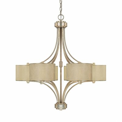 Capital Lighting Lenox 6 Light Chandelier