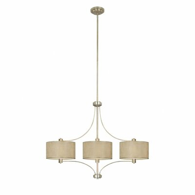 Lenox 3 Light Kitchen Island Pendant