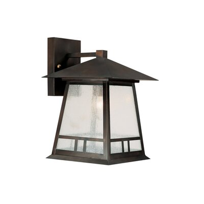 Capital Lighting Timber Ridge 1 Light Outdoor Wall Lantern