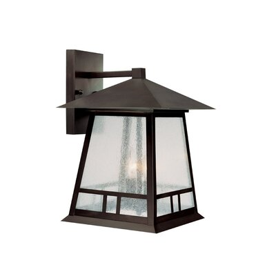 Capital Lighting Timber Ridge2 Light Outdoor Wall Lantern