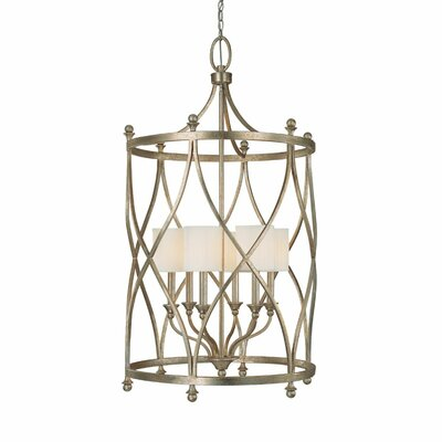 Capital Lighting Fifth Avenue 6 Light Foyer Pendant
