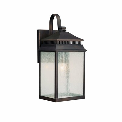 Capital Lighting  Sutter Creek 1 Light Outdoor Wall Lantern