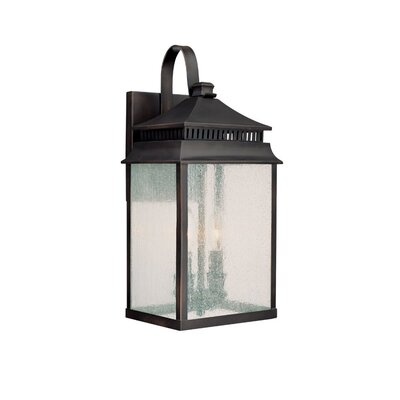 Capital Lighting Sutter Creek 2 Light Outdoor Wall Lantern