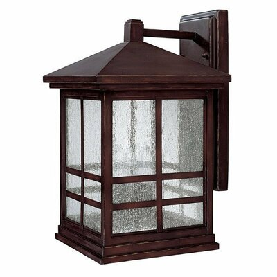 Capital Lighting Preston 3 Light Outdoor Wall Lantern