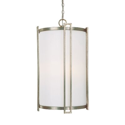 Capital Lighting Manhattan 4 Light Foyer Pendant