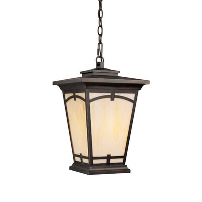 Capital Lighting Dakota 1 Light Outdoor Hanging Lantern