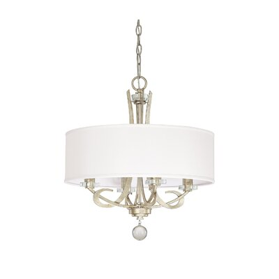 Hutton 4 Light Chandelier