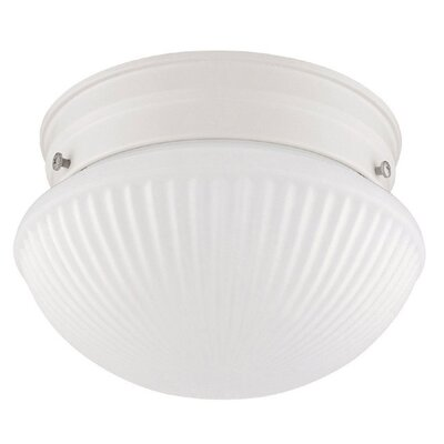 Capital Lighting 2 Light Flush Mount