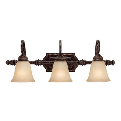 Capital Lighting Barclay 3 Light Bath Vanity Light