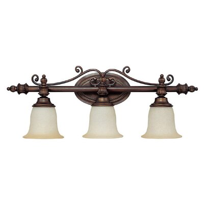 Capital Lighting Avery 3 Light Bath Vanity Light amp; Reviews  Wayfair