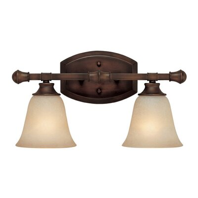 Capital Lighting Belmont 2 Light Bath Vanity Light