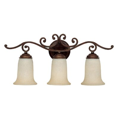 Capital Lighting Cumberland 3 Light Bath Vanity Light