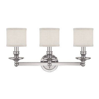 Capital Lighting Midtown 3 Light Bath Vanity Light