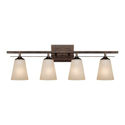 Capital Lighting Soho 4 Light Bath Vanity Light