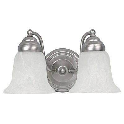 Capital Lighting 2 Light Bath Vanity Light