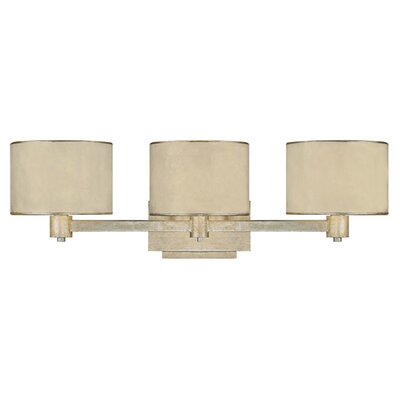 <strong>Capital Lighting</strong> Lenox 3 Light Bath Vanity Light