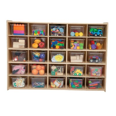 Contender 25 Compartment Cubby
