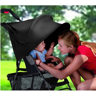 Summer Infant Rayshade Single Stroller Canopy
