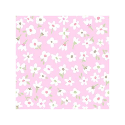 Summer Infant SwaddleMe Microfleece Blanket in Meadow / Pink 2 Piece Set