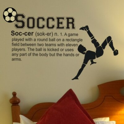 alphabet garden designs soccer definition wall decal allmodern