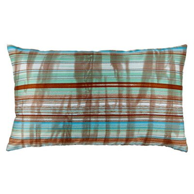 Jiti Stripes Polyester Decorative Pillow