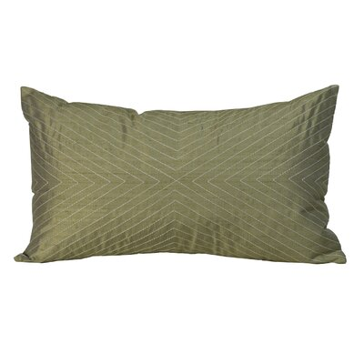 Jiti V Silk Decorative Pillow