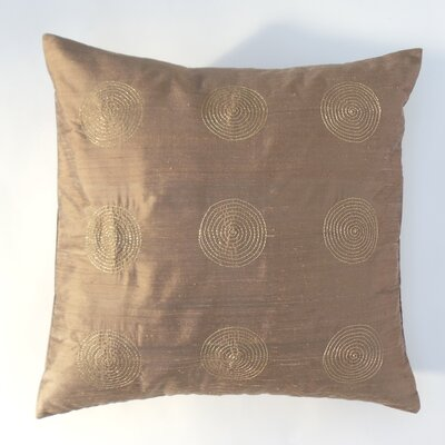 Jiti Center Polyester Decorative Pillow