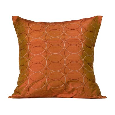Jiti Olympic Silk Decorative Pillow