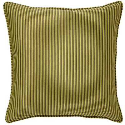 Jiti Thin Lines Outdoor Decorative Pillow in Citrine