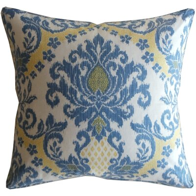 Jiti Pillows Ikat Linen Decorative Pillow