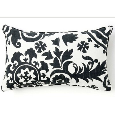 Jiti Suzani Cotton Pillow