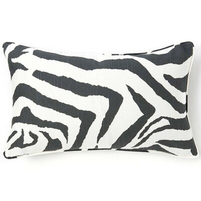 Jiti African Zebra Cotton Pillow