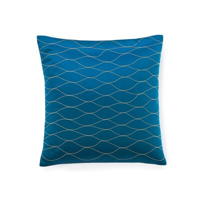 Jiti Pillows Kelp Poly Pillow in Blue
