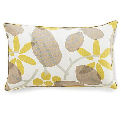Jiti Bethe Flower Linen Pillow