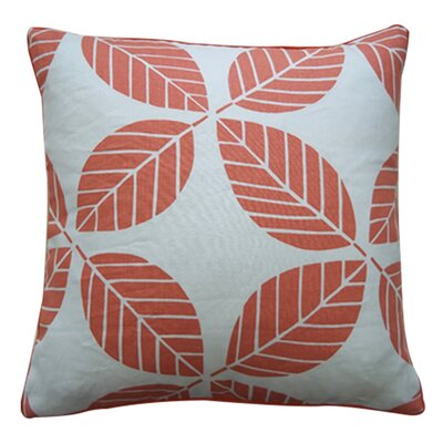 Jiti Pillows Tiki Leaves Linen Pillow