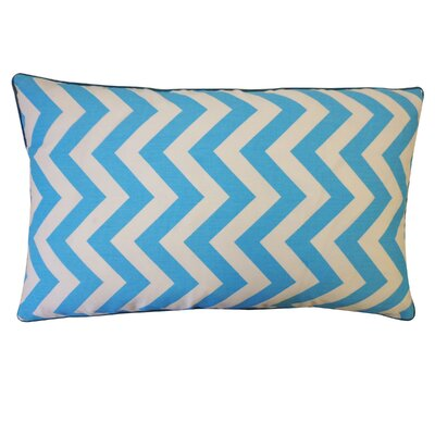 Jiti Pillows Zig Zag Cotton Pillow