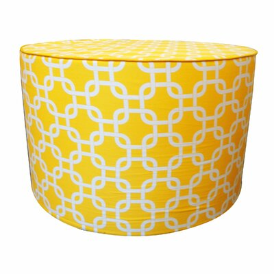 Jiti Pillows Pouf Cotton Ottoman