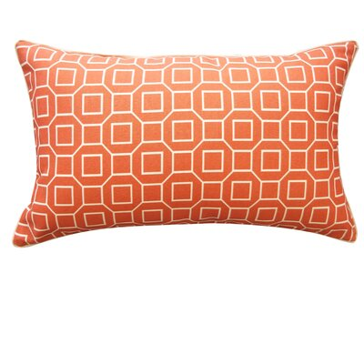 Jiti Hexagon Polyester Pillow