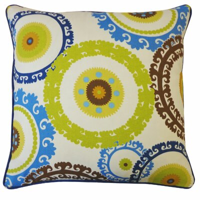 Jiti Buttons Polyester Pillow