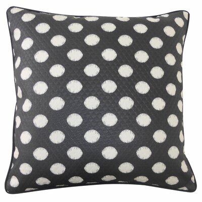 Jiti Spot Square Polyester Pillow